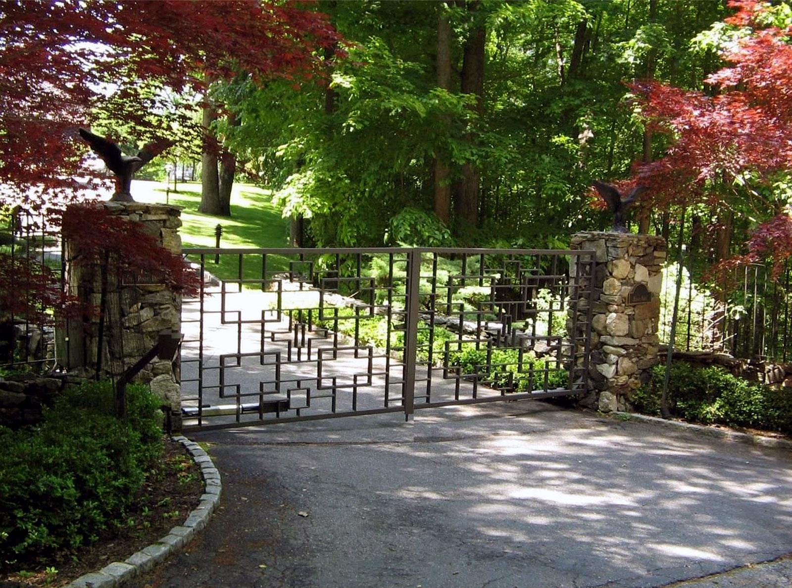 Ranch Entrance Gates