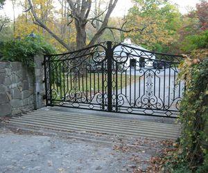 Iron Driveway Gates | Tri State Gate