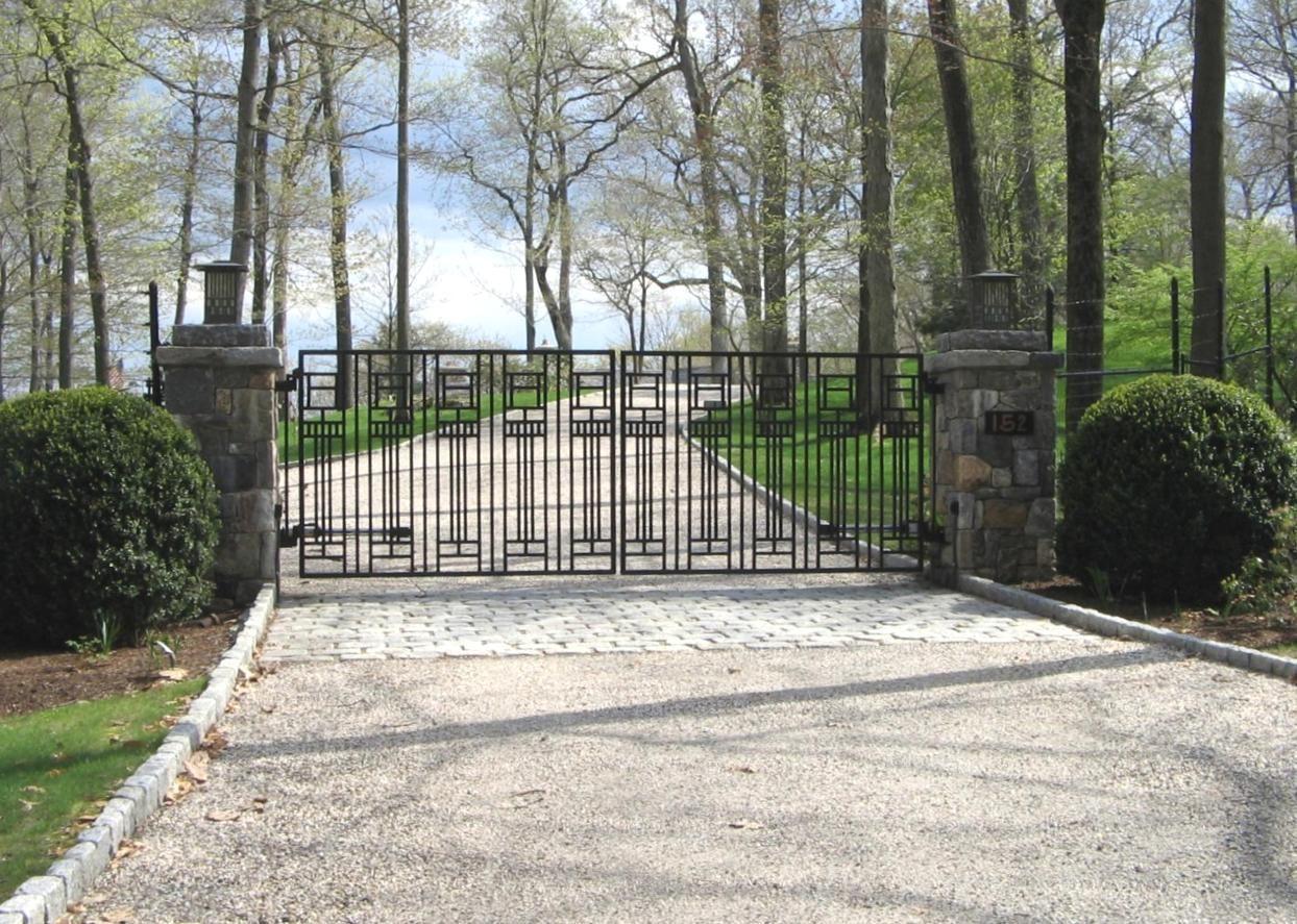 Custom-designed Driveway Gates | Tri State Gate